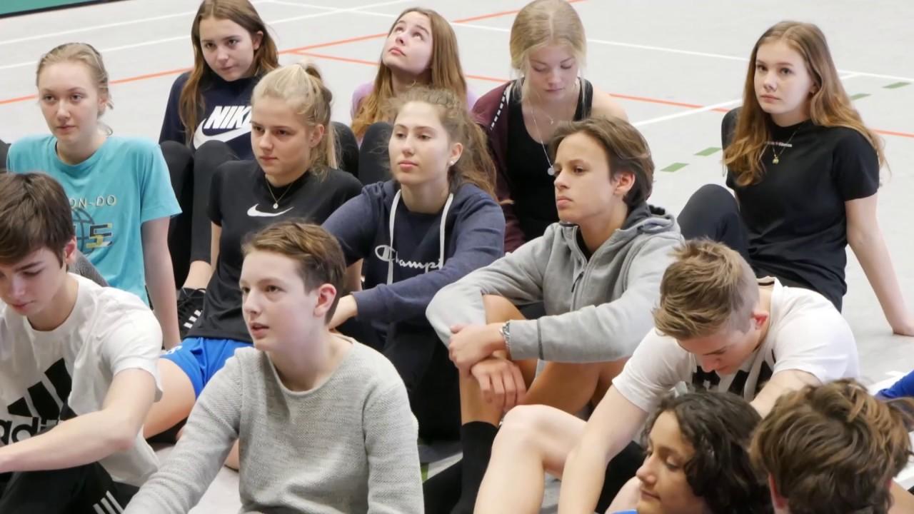 Sorø Privatskole - Idræt 8. klasse 2019