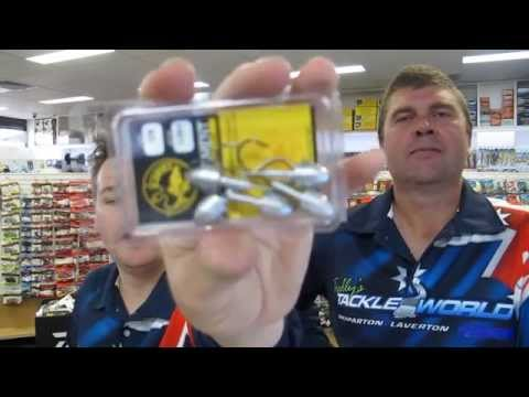 Trelly's Fishing World Geelong - Weekly Report