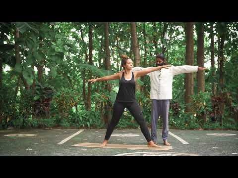 Trikonasana - Triangle Pose Alignment