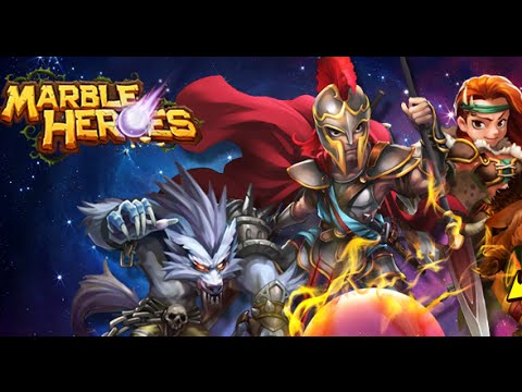 [HD] Marble Heroes Gameplay Android | PROAPK