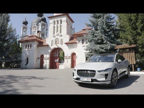 Не плохой но дорогой Jaguar I-Pace EV400.     (Mr.IGOR)