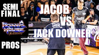 Jacob Corneliusen (DEN) VS Jack Downer (ENG)   World Panna Championship 2020 SEMIFINAL