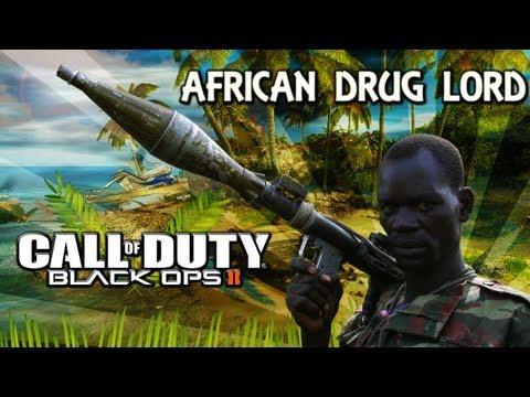 African Rebel Plays Black Ops 2 - Episode 1