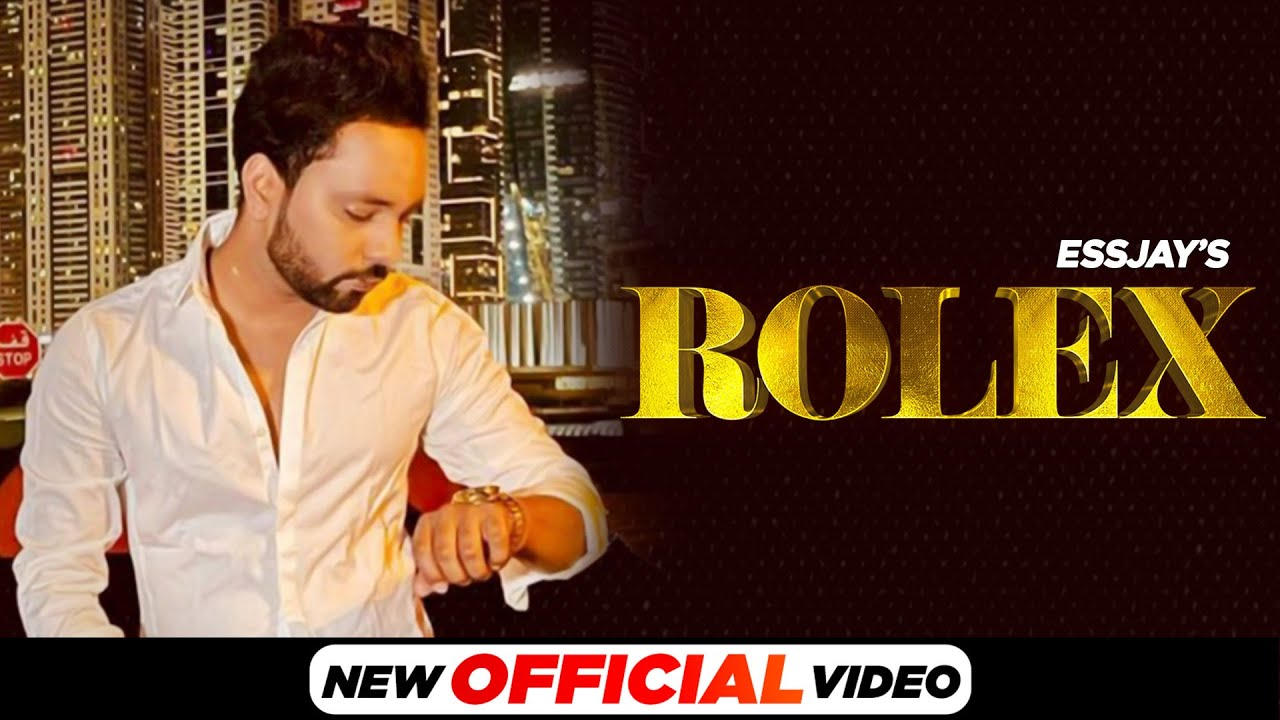 Download Rolex (Official Video) | Essjay | Latest Punjabi Songs 2021 | Speed Records
