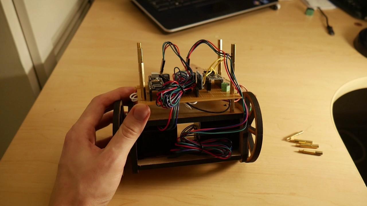 Self-Balancing Robot - Trent's Blog