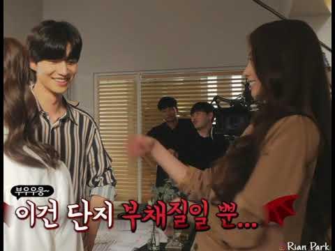 Hậu Trường Cái Tát Của Jiyeon Trong Phim 'I Wanna Hear Your Song'