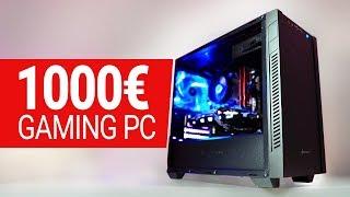900 - 1000€ Euro GAMING PC 2018 - TEST & Zusammenbauen!