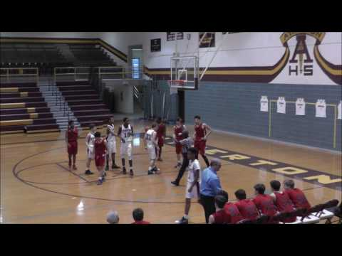 duPont Manual Freshman vs Atherton
