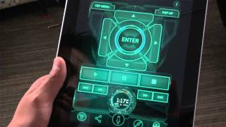 "Demo of the ""Iron Man 3"" app"