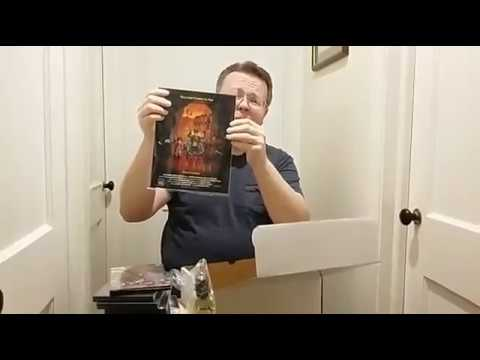 Full Moon Puppet Master Mystery Box Opening: - YouTube
