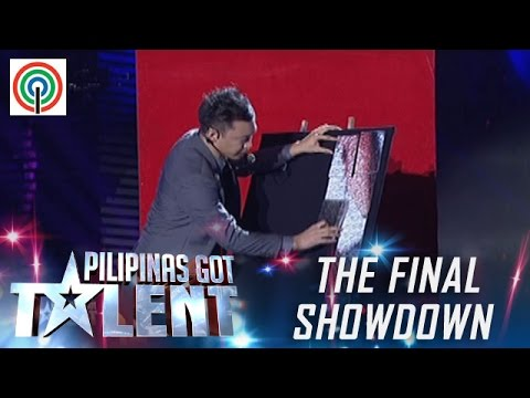Pilipinas Got Talent Season 5 Live Finale: Ody Sto. Domingo - Close Up Magician