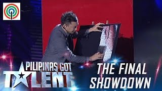 Download Pilipinas Got Talent Season 5 Live Finale: Ody Sto. Domingo - Close Up Magician Mp3 and Videos