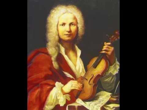 Vivaldi Violin Concerto in C Major RV 187 2nd & 3rd movements