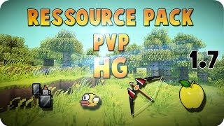 Minecraft PvP/HG Ressource Pack - Customs Sounds/Swords/Low Fire