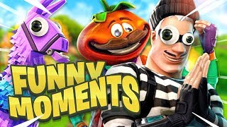 FORTNITE FUNNY MOMENTS!