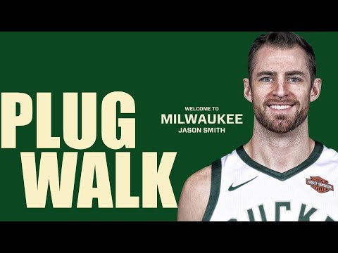 "NBA Mix | Welcome To Milwaukee Jason Smith | "" Plug Walk"""
