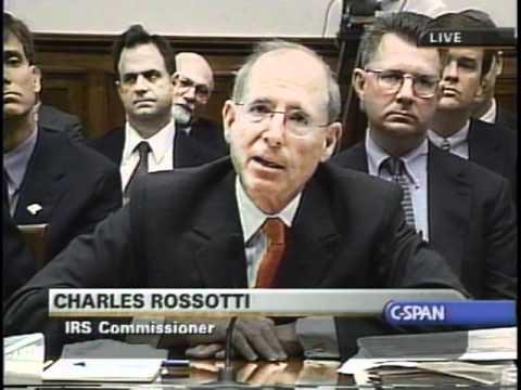 Internal Revenue Service Oversight