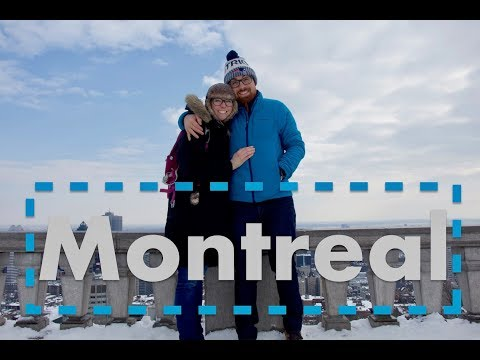 Montreal Weekend Vacation, January 19-21, 2018