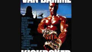 "KickBoxer Soundtrack ""Eagle Lands"" Jean Claude Van Damme"