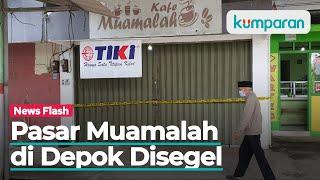 Bareskrim Tangkap Zaim Saidi Pendiri Pasar Muamalah Di Depok