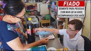 CAIXA DE MERCADINHO! COMPLETO