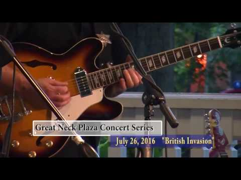 Great Neck Plaza Summer Concert Series - British Invasion