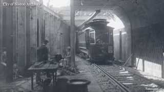 Boston History in a Minute: First Subway in America