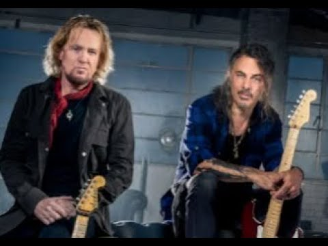 "SMITH/KOTZEN feat. Iron Maiden's Adrian Smith new video for ""Taking My Chances"" debuts"