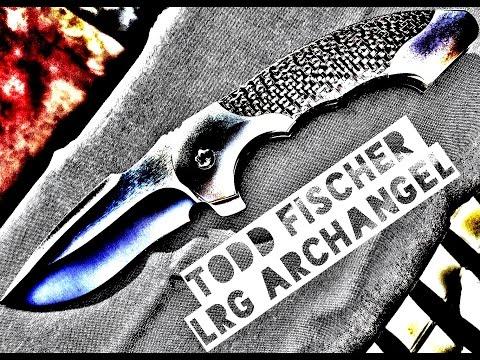 Large Archangel By Todd Fischer