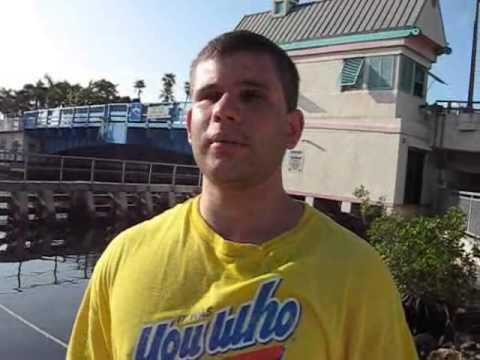 Repost: Jason Genova heads to downtown Delray Beach & the gym!
