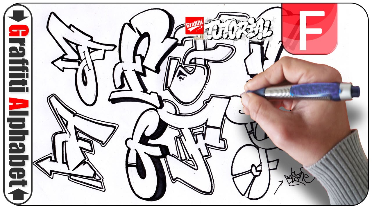 How to draw bubble letter S  YouTube