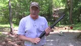 Winchester 1887 Leveraction Bootleg Shotgun