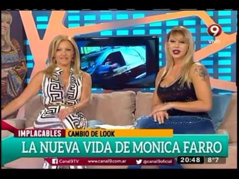 Mónica Farro y su amor con Suris tras las rejas