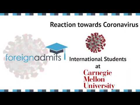 How Coronavirus Will Impact International Students? | Ep5  BBA (Carnegie Mellon University)