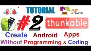 Create Android Apps without Programming & Coding | thankabal 2