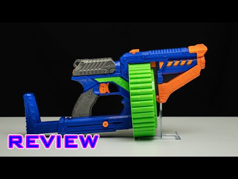 [REVIEW] Dart Zone Magnum X2