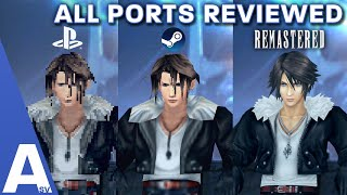 Which Version of Final Fantasy VIII Should You Play? - All FFVIII Ports Reviewed \u0026 Compared
