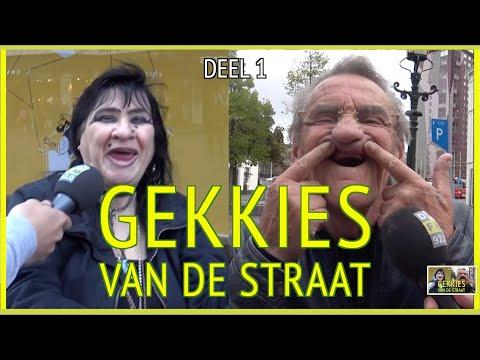 DE NIEUWSTE INTERNETGEKKIES OP STRAAT || COMPILATIE DEEL 1