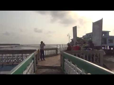 Biển & Chùa Nam Hải, Bạc Liêu 2014