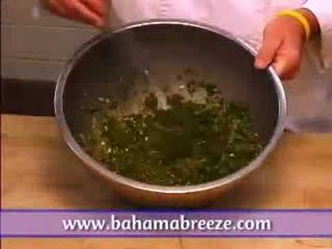 Bahama Breeze: Chimichurri