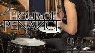 James Payne - Hour Of Penance Resurgence Of The Empire drum only 2014