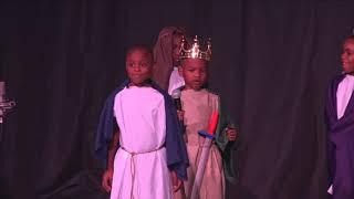 Hebrew (Black) History Program - Philadelphia Christian Academy 2018