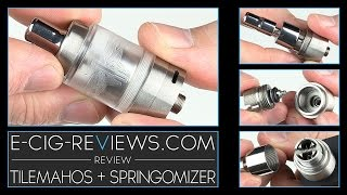 REVIEW OF THE GG TILEMAHOS + SPRINGOMIZER