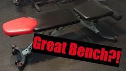 Bowflex SelectTech 5.1 Adjustable Bench Review