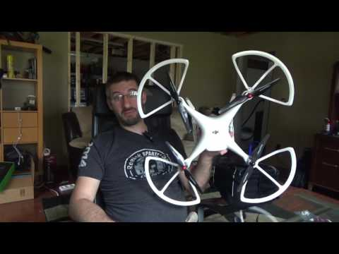 VLOG 6: DJI Phantom 4 Pro With Carbon Fiber Props