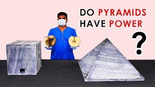 Do Pyramids Have Strange Powers? 7 Day Experiment Reveals SECRET