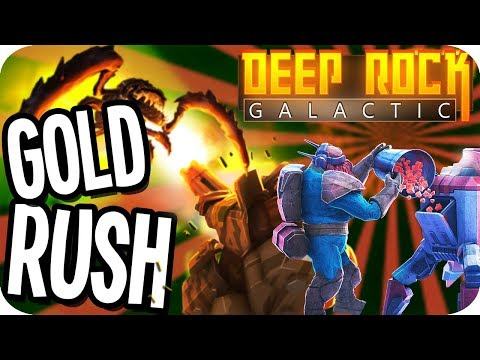 Deep Rock Galactic Multiplayer Gameplay ► HUNT QUESTS ARE THE HARDEST QUESTS!