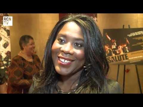 Tessa Sanderson Interview - Racism in Sport - Salute UK Premiere