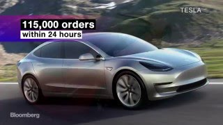 Say Hello to Tesla's Stunning New Model 3