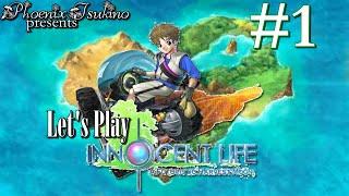 Let's Play: Innocent Life: A Futuristic Harvest Moon (w/ KittenJanae) Part 1